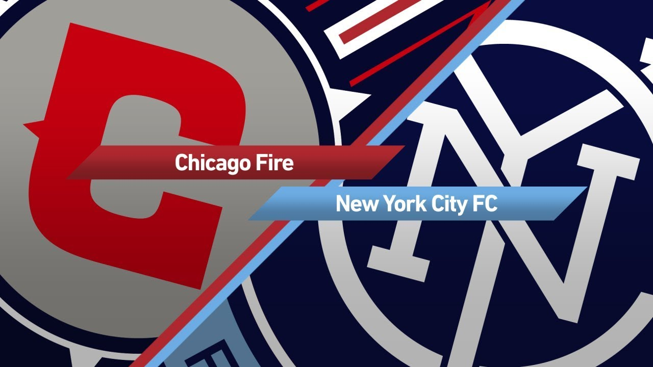 3ad811d029a Highlights  Chicago Fire vs. New York City FC