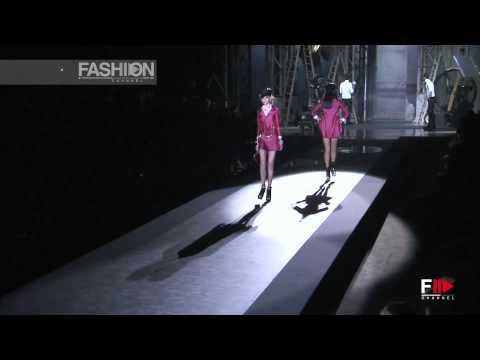 DSquared Fashion Show Spring Summer 2013 Milan Fashion Week Pret a Porter Women full show