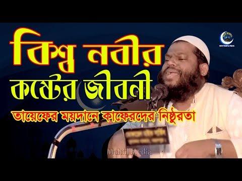 Bangla Waz Mahfil Mawlana Saidul Islam Asad New Mahfil বিশ্ব নবীর কষ্টের জীবনী