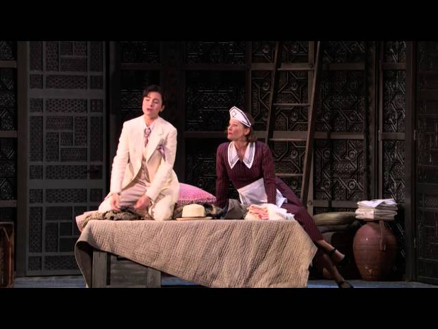 """Le Nozze di Figaro: """"Non so più"""" -- Isabel Leonard (Met Opera)"""