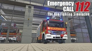 Emergency Call 112 - The Fire Fighting Simulation – Trailer