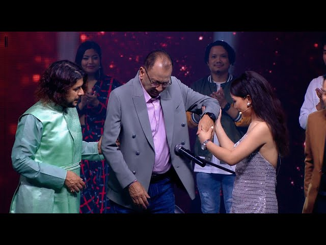 COACH DEEP BACK IN VOICE   LIVE SHOWS  The Voice of Nepal Season 3 - 2021