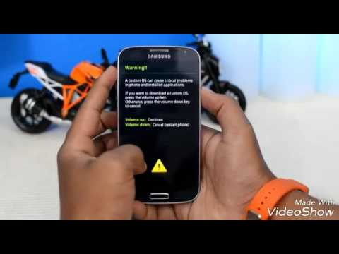 HOW TO ROOT SAMSUNG S4 -2017!!!