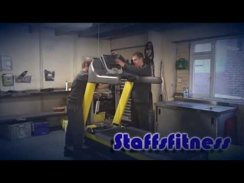 Staffs Fitness Gym Equipment Refurbishment