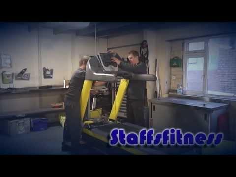 Staffs Fitness Gym Equipment Refurbishment