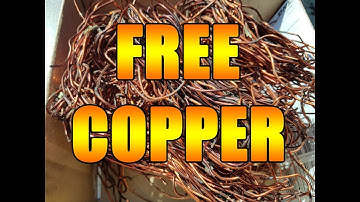 Copper extraction - How to get FREE copper from old alternator - Joe's Garage