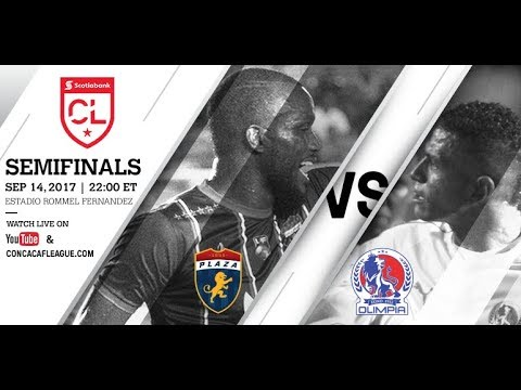 CD Plaza Amador vs Club Deportivo Olimpia | SCL2017 Semifinals