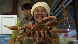 【吃在關西】最高級的松葉蟹【関西を食す】最高級の松葉ガニ