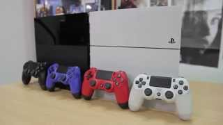 Glacier White PlayStation 4 - Unboxing