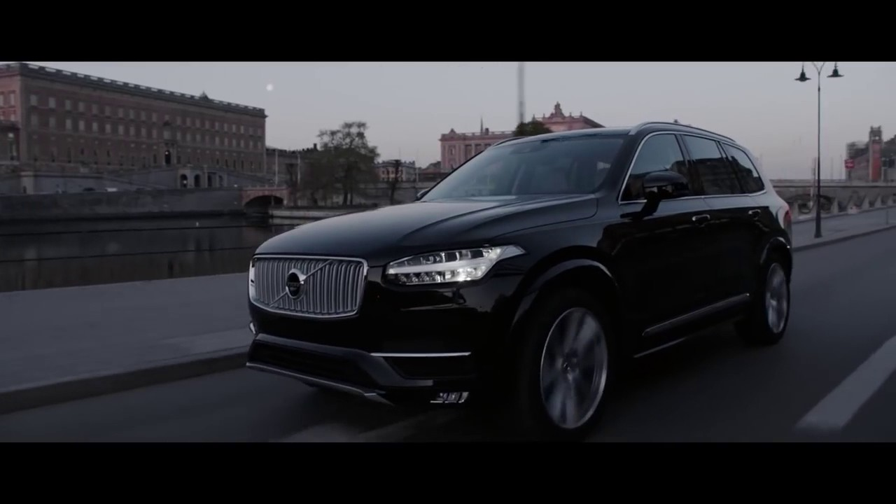 Volvo XC90 Excellence - YouTube
