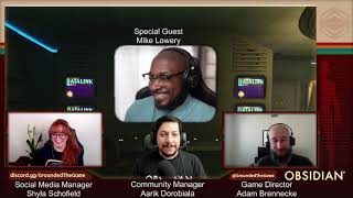 Casually Grounded Dev Stream E05 w/ Aarik, Shyla, Adam Brennecke, and special guest Mike Lowery!