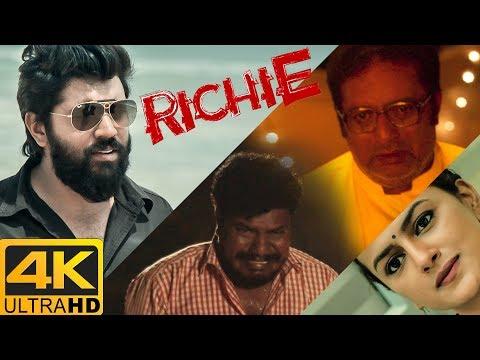 Richie Movie Climax Scene | Nivin Pauly   and Natraj pass away | Shraddha Srinath