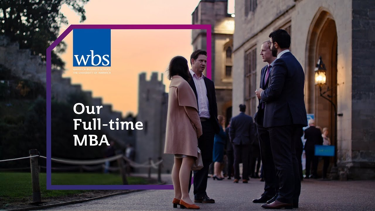 Embarking on my MBA journey at WBS