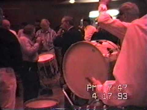 1993 New York State Drum Corps Association Hall of Fame Banquet