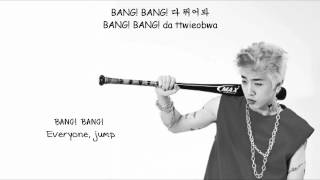 B.A.P Bang X2 [Eng Sub + Romanization + Hangul] HD MP3