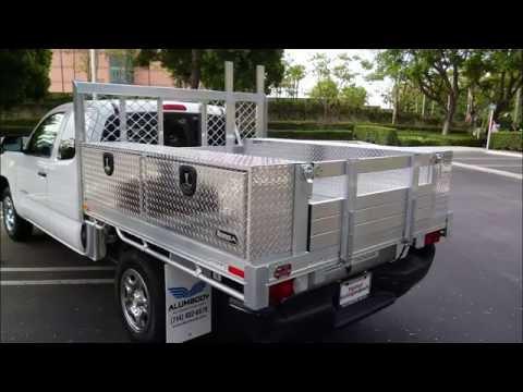 Aluminum Truck Beds | AlumBody