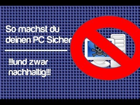 Wie Schütze Ich Meinen PC?