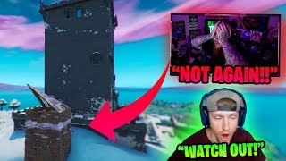 ANOTHER POLAR PEAK ENDING... *NOT AGAIN!!* - Fortnite World Cup w/ FearItSelf