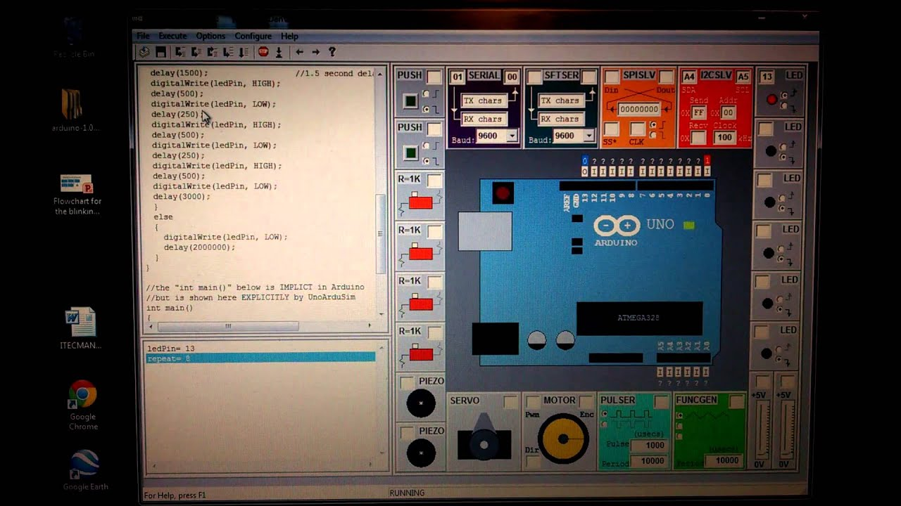 arduino simulator 1.4 free download