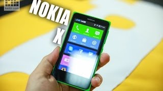 Nokia X - обзор смартфона - Keddr.com