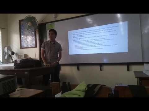 Noel Cahayag-Related Literature and Studies