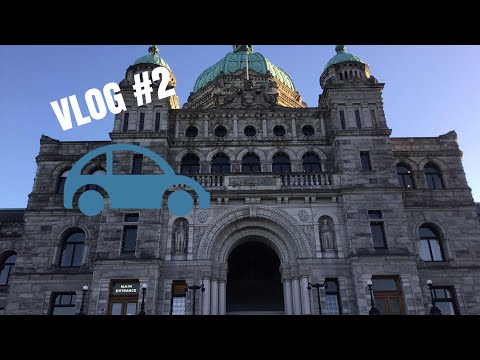 Victoria Trip In Vancouver Island | Johnny And Johnson