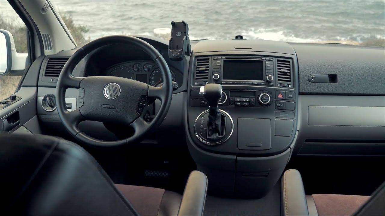 volkswagen california t5 interior exterior 2004 2015
