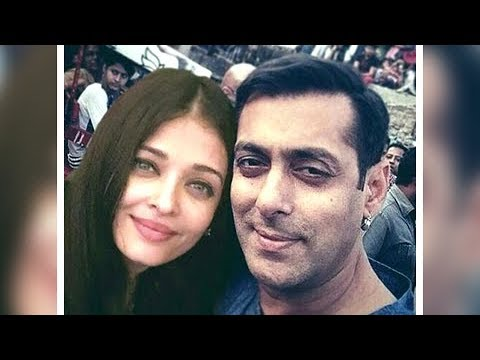 12ef5e1d62cf9 Salman Khan And Aishwarya Rai RARE UNSEEN ROMANTIC Pictures | Real Or Fake ?