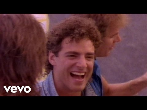 Journey – Why Can't This Night Go On Forever (Official Video – 1987)