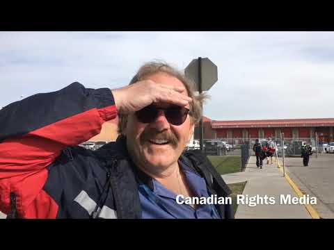 Canadian Rights Audit: Revisit Canada Post Depot (Airport Location)
