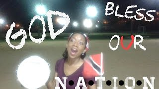 God Bless our Nation (Trinidad and Tobago) BRAZILIAN VERSION! Pandeiro e Voz