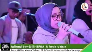 YA JAMALU - SABYAN LIVE 2018 (PERNIKAHAN GUSTI - INAYAH)