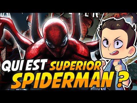 QUI EST SUPERIOR SPIDER-MAN