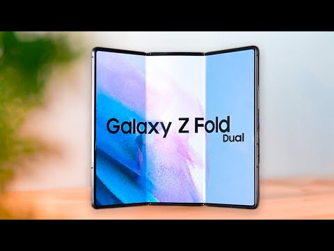 Galaxy Z Fold 3 Dual - Things Got INTERESTING!