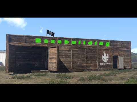 arma3 exile how to build a base