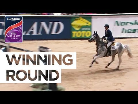 Daniel Deusser wins World Cup Opening - Longines FEI World Cup™ Jumping Oslo