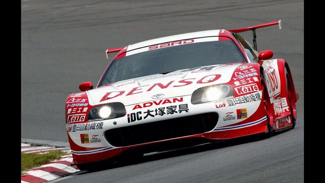 Mazda Race Car Wallpaper Granturismo 6 230 Mph Toyota Denso Sard Gt500 Supra