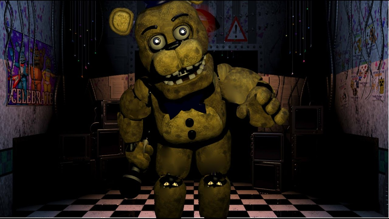 SPEED EDIT unwithered golden freddy {zabius}