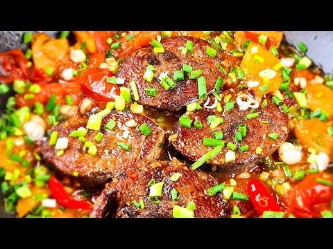 Cách làm món cá ngừ kho khóm đưa cơm ❤ Món ăn ngon nhà nấu ❤