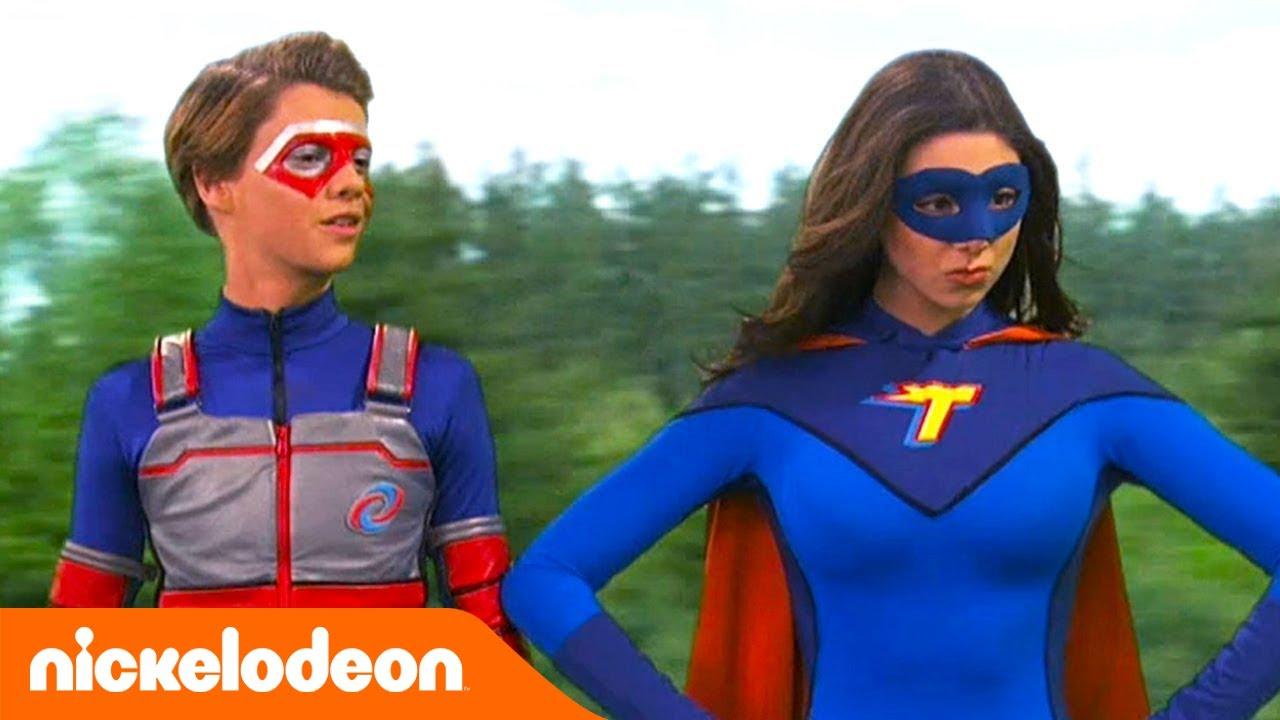 Download Henry Danger | Le combat du train 🚂 | Nickelodeon France