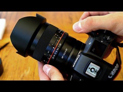 Samyang MF 14mm f/2.8 RF (and Nikon Z) lens review with samples