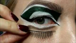 Урок 17 - Альтернативный макияж (Dior Fashion Show)(, 2012-04-20T11:38:44.000Z)