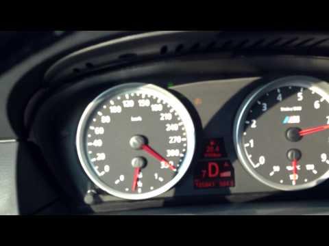 BMW M5 E60 F1 Top Speed 340 Kmh - Black Beast Acceleration!