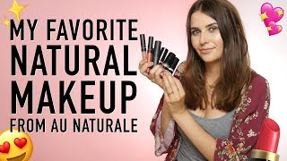 My Favorite Natural Makeup from Au Naturale (Cruelty Free & Vegan!) - Logical Harmony