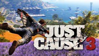 Just Cause 3 - Взорвал Электро Базу ЖЕСТЬ