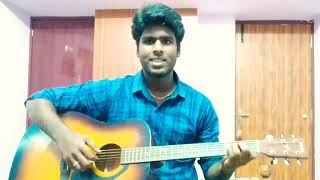 Pallikoodam | Farewell song | Natpe thunai | Guitar cover