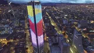 Bogotá, Colombia - Espectacular! - DJI Phantom 3