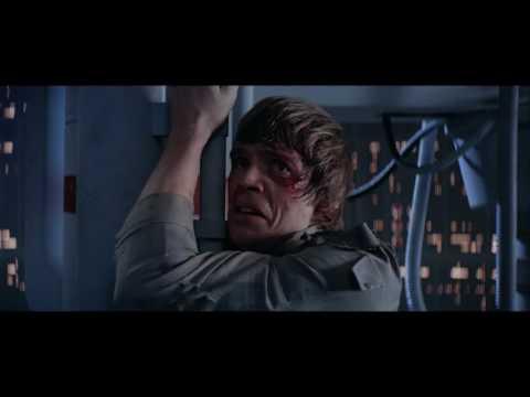 Star Wars V A Birodalom Visszavág Darth Vader vs Luke ( 1995-ös szinkron) videó letöltés