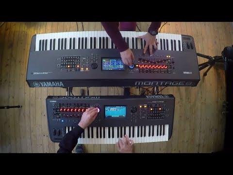 Yamaha Montage: World's Best Synthesizer