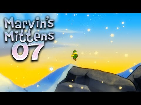 MARVIN'S MITTENS #007 - In eisiger Höhe ★ Let's Play Marvin's Mittens